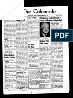 The Colonnade, October 10, 1945
