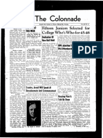 The Colonnade, June 6, 1945