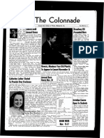 The Colonnade, November 7, 1945