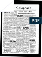 The Colonnade, October 30, 1946