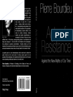 BOURDIEU, Pierre, Acts of Resistance Against the New Myths of Our Time.pdf