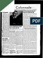 The Colonnade, April 8, 1947