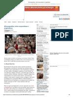 Pinto Neto - Ocupapolítica, Entre Esquerdistas e Pragmáticos
