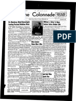 The Colonnade, October 25, 1949