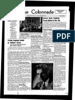 The Colonnade, November 1, 1950