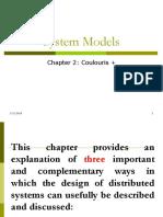 System Models Jan 16