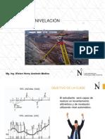 20183-03 Altimetría y Nivelación