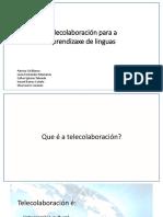 Telecolaboración