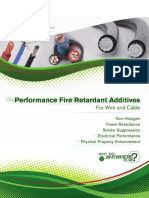 Huber Performance Fire Retardant Additives for Wire and Cable