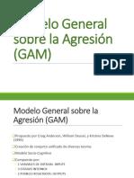 Modelo General sobre la Agresión
