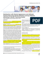 Unlock-Satisfaction With Dental Appearance and Attitude Toward Improving Dental Esthetics Among Patients Attending a Dental Teaching Center (1)
