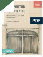 DEL PORTON PARA ADENTRO ENSAYOS SOBRE LA EDUCACION EN LA GUAJIRA.pdf