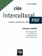 Educacion Intercultural Analisis y Resolucion de Conflictos