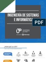 Ingenieria de Sistemas e Informatica