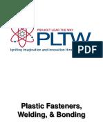 Plastic Fasteners Welding Bonding