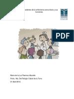 Antecedentes de La Enfermería Comunitaria y Sus Funciones