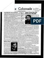 The Colonnade, May 15, 1952