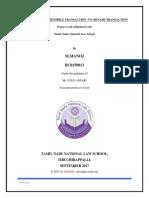 Property Law Bc0150013 Manoj
