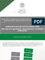Introduccion Ala GpR, PbR y SED.