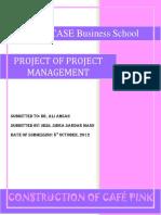 projectmanagementsidra-131003115553-phpapp01