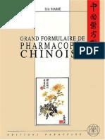 Marié Eric - Grand formulaire de pharmacopée chinoise.pdf