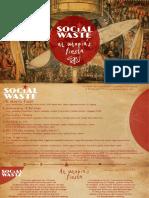 Social Waste - Sti Giorti Tis Outopias (English Booklet)