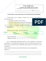 A.1- Teste Diagnóstico - Alimentos Como Veículo de Nutrientes (2)