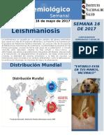 Boletin Epidemiologico Semana 16 de 2017 ROCIO