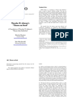 ADORNO, Theodor - Theses on Need.pdf