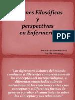 Visiones y Perspectivas