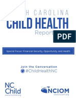 North Carolina Child Health Report Card