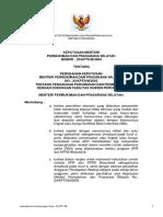 Kepmenkimpraswil 20-2004 Ttg Pengadaan Perumahan Dan Permukiman