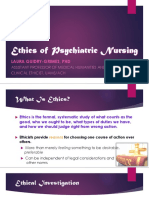 ethics of psychiatric nursing lgg