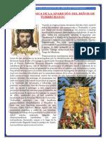 Reseña Historia Del Señor de Torrechayoc