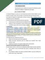 Conclusiones y Recomendaciones Del Analisis de Seguridad y Salud Ocupacional - Copia
