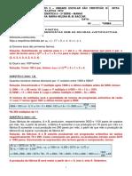 Sequências - PA e PG - 001 - 2012 - Gabarito.pdf