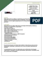 CV Damian Perez Corona