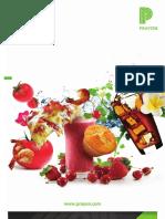 Brochure Product Range