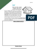 birdhouse brief