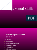Interpersonal Skills and Personality Development 118