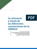 La Artesanía a Través de Las Diferentes Convenciones de La UNESCO_Indrasen Vencatachellum Subrayado 2