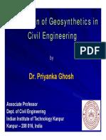 Geosynthetics PG