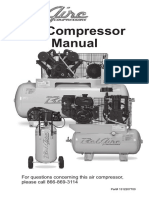BelAire Compressor Manual