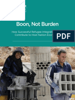 Boon, Not Burden