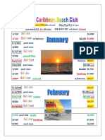 Christmas-April Caribbean Beach Club Units for Sale 2-22-18