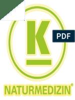 KASFERO NATURMEDIZIN oficial logo copyright by Dacan Mitic Mramor bb