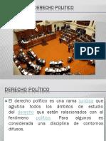 Derecho Politica Bolilla I