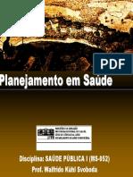 Aula 10 Planejamento Em Sade Walfrido