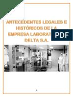 Informe Delta (Trabajo)