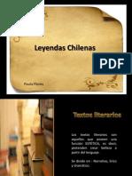 Presentación Leyendas Chilenas